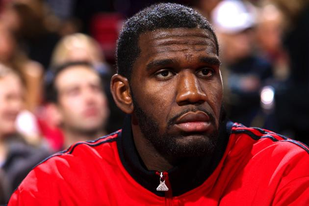 Greg Oden's Doctor Recommended He Retire After Last Knee Surgery