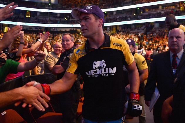 Report: Vitor Belfort and Lyoto Machida May Fight in Brazil This November