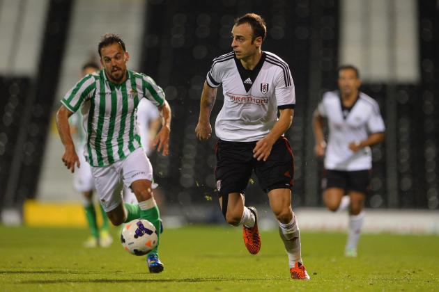 Dimitar Berbatov's Value to Fulham: £4 Million into 15 Goals