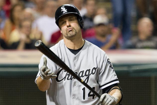 Chicago White Sox Place Paul Konerko on Waivers, Hope One MLB Team Bites