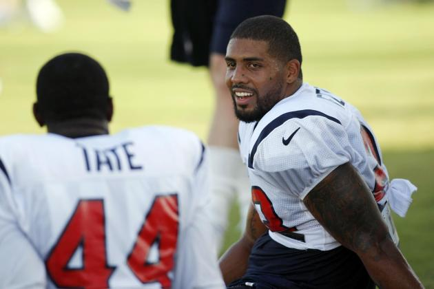 How Can the Texans Get the Most of Arian Foster and Ben Tate?
