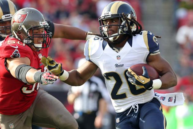 Daryl Richardson: Why St. Louis Rams Sophomore Is More Than Just a 3rd-Down Back