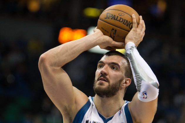 NBA Free Agents 2013: Latest Buzz on Nikola Pekovic and More Unsigned Players