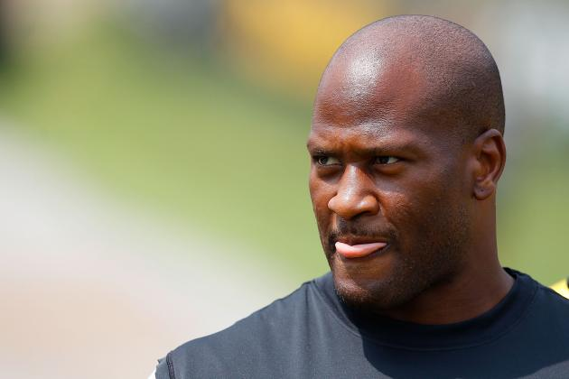 James Harrison Hates HBO's 'Hard Knocks,' Becomes Show's Biggest Star