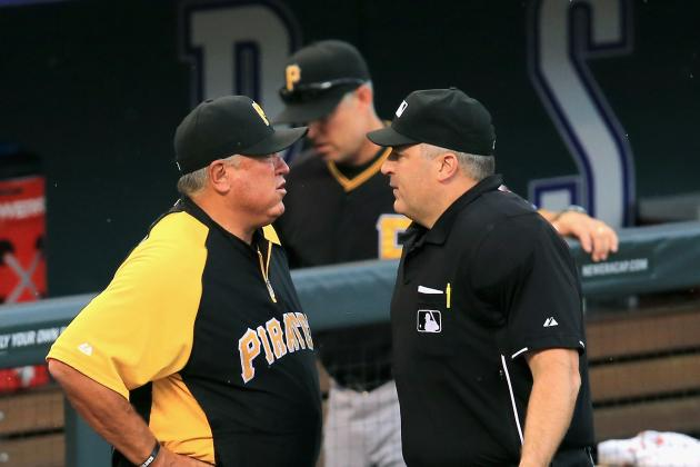 Pittsburgh Pirates: How They Can Win NL Central Even with a Losing Half-Season