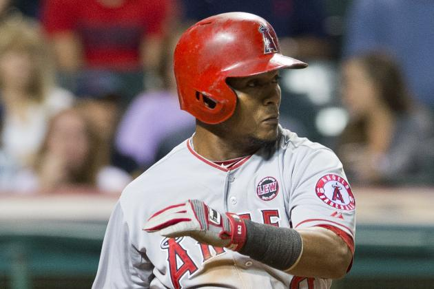 Aybar Leaves Game in 3rd Inning