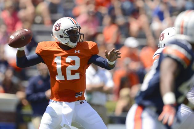 Auburn Football: Tigers Bound for Rough Season No Matter Who Wins QB Battle