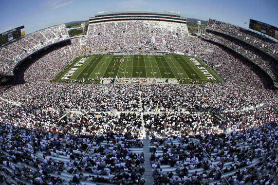 Penn State Adds SDSU to '15 Slate