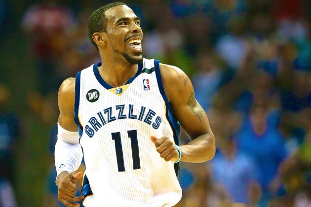 How Memphis Grizzlies' Mike Conley Can Make Jump to Elite Point Guard Status