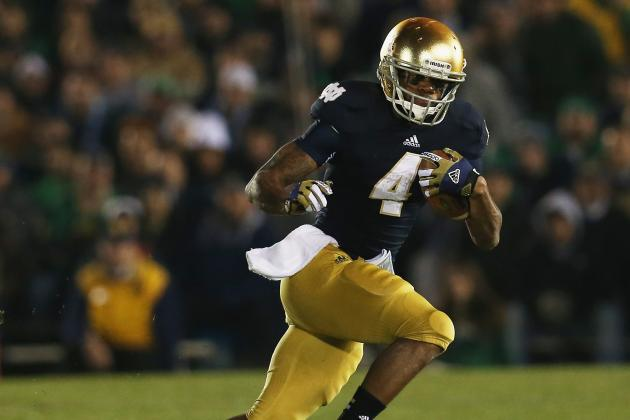 Notre Dame Football: Ranking Irish's Starting Candidates at RB