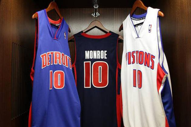 Pistons Unveiling Alternate Jersey Tomorrow?