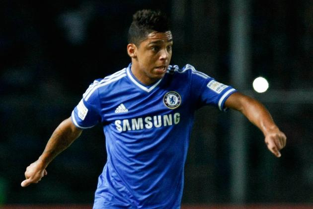 Chelsea Transfer News: Loaning Wallace to Inter Milan Is Big Gamble for Blues