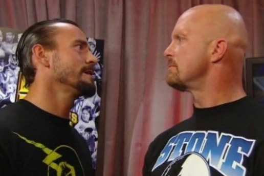 Punk Reveals 'Bizarre Tension' with Stone Cold