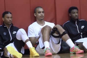 Could Trey Lyles, JaQuan Lyle & James Blackmon Be a Package Deal?