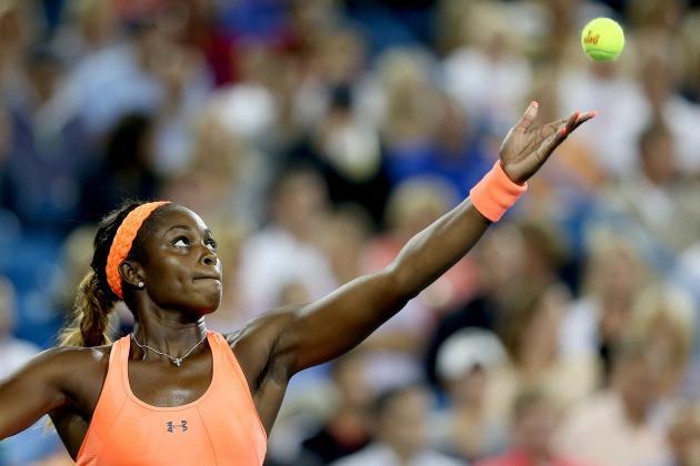 WTA: Sloane Stephens Outlasts a Misfiring Maria Sharapova in Cincy
