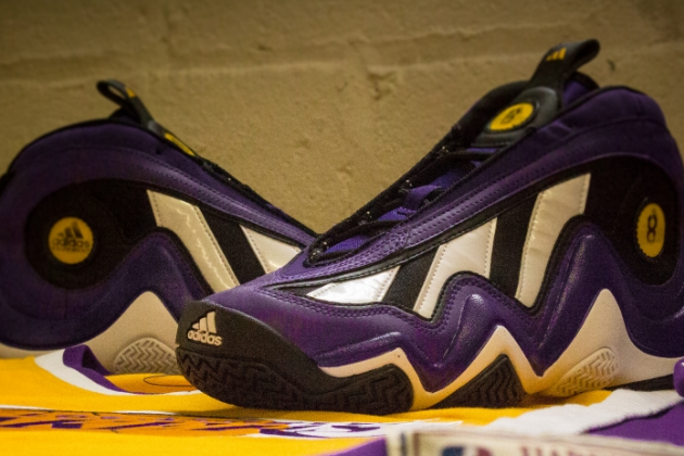 Report: Adidas to Re-Release Kobe Bryant's EQT Elevation '1997 Dunk Contest'