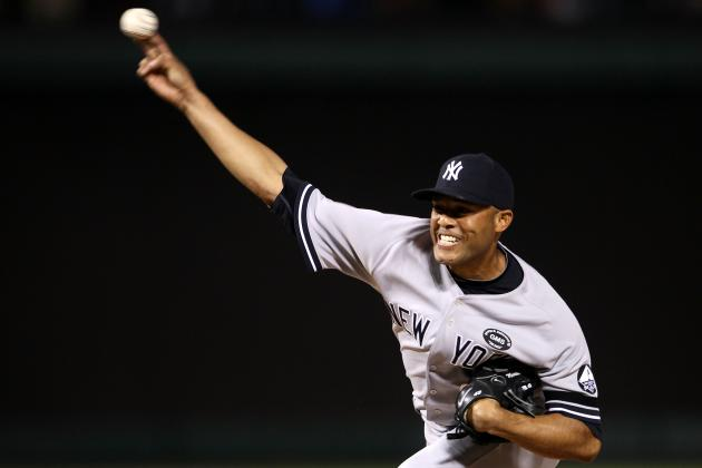 Visual Breakdown of the Rise, Dominance of Mariano Rivera's Cutter