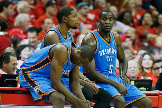 Diagnosing Oklahoma City Thunder's Remaining Roster Flaws