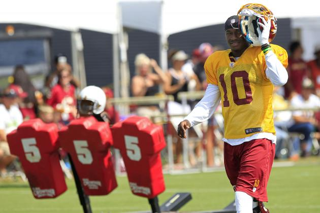 Are the Washington Redskins Being Too Careful with Robert Griffin III?