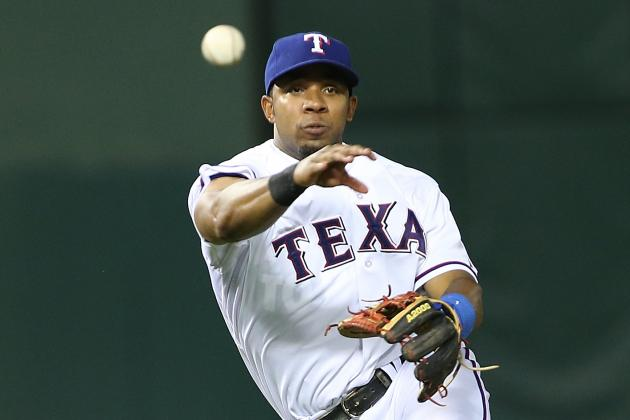 Rangers DJ Elvis Andrus: I Want to Be a Pain in the Butt for the Other Team