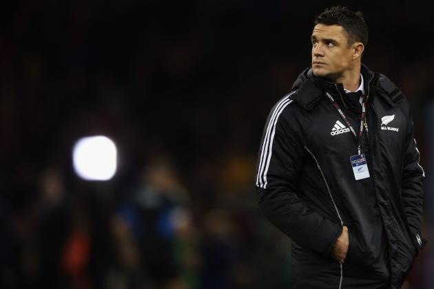Rugby: What Losing Daniel Carter Means for the All Blacks