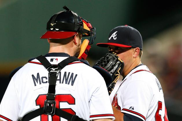 Medlen Wins His Fourth in a Row, Braves Top Phillies