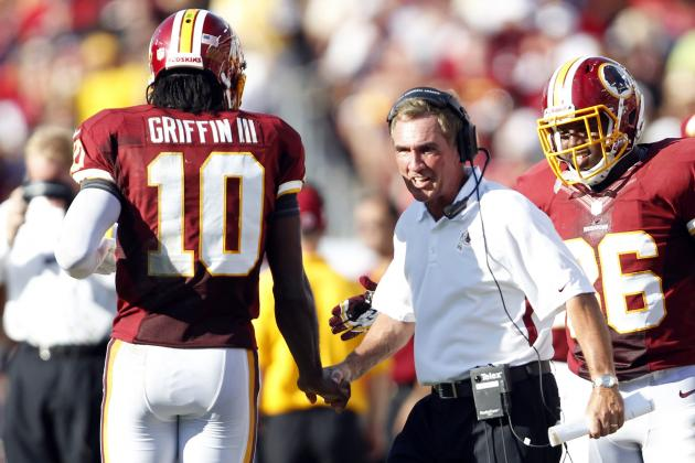 Washington Redskins: Mike Shanahan Carves Own Bust for Hall of Fame