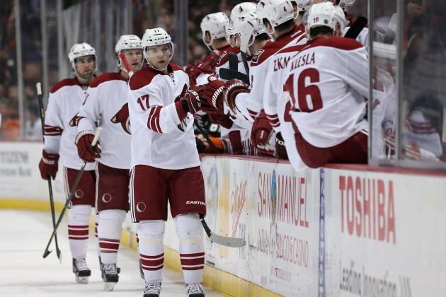 Must-Watch Games on the Phoenix Coyotes' 2013 Schedule