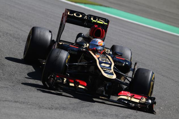 Romain Grosjean Adamant His 2013 Season Is Better Than Last Year