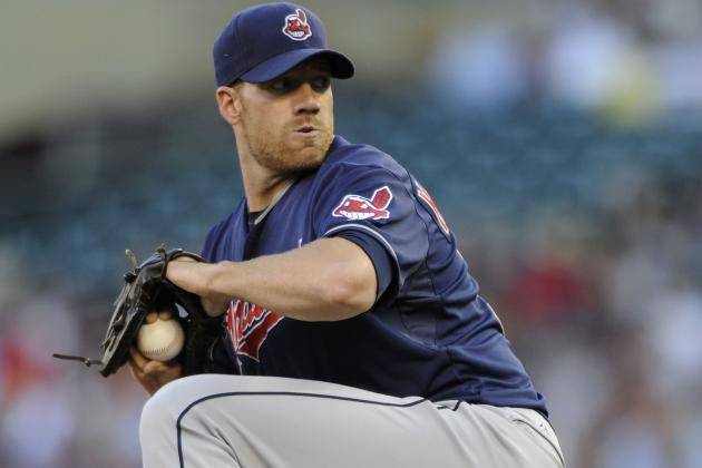Zack McAllister, Ryan Raburn Deliver for Indians in 5-2 Win over Twins