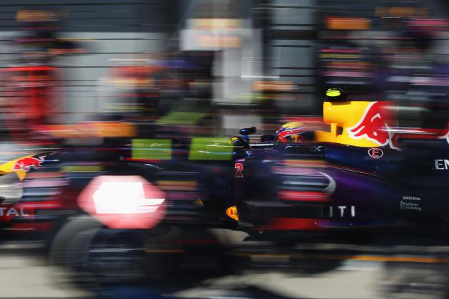 Red Bull Boss Horner Believes Vettel Critics Disrespect Webber