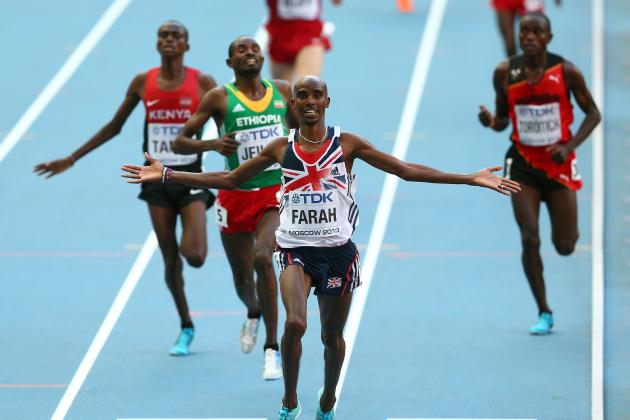 Mo Farah's Second Gold Would Prove He's Britain's Greatest Long-Distance Runner
