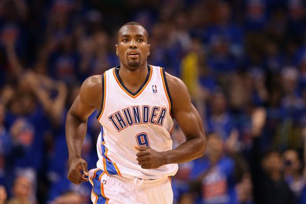 How Serge Ibaka Can Take His Game to the Next Level