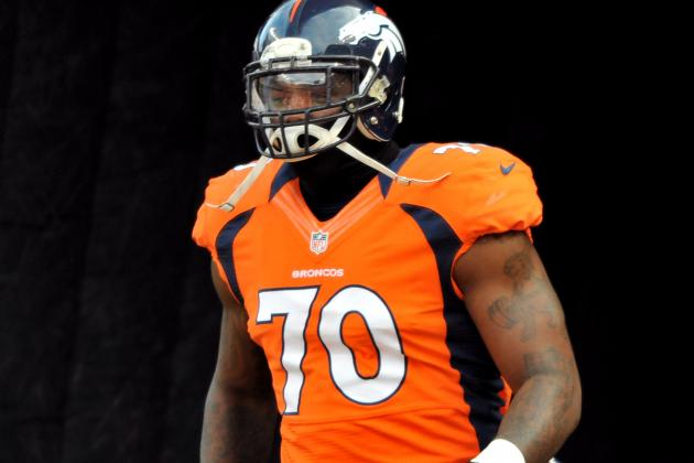 Broncos Defensive Lineman Malik Jackson Demonstrates Improvement