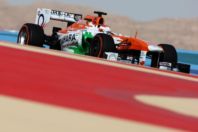 Midseason Report: Grading Force India's Paul di Resta