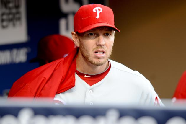 Roy Halladay to Begin Rehab Assignment Thursday