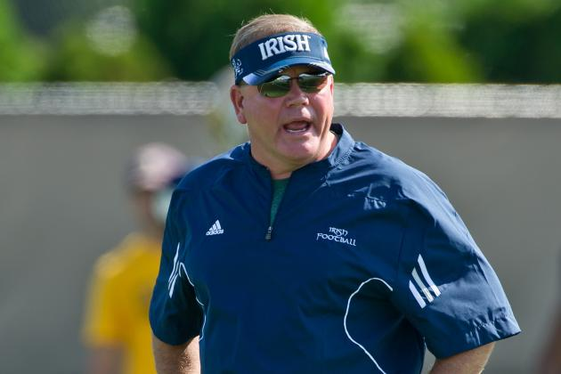 Clear Pecking Order at QB, Kelly Says