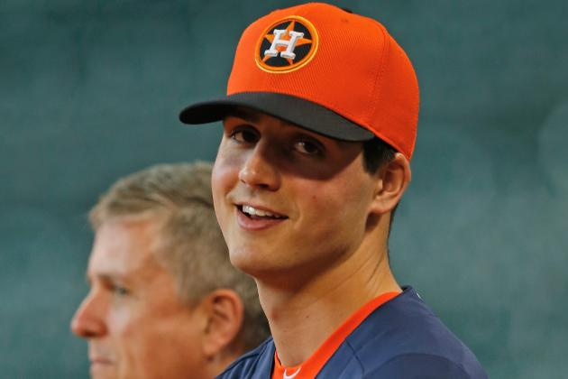 No. 1 Pick Mark Appel Will Be Shut Down Soon by Astros