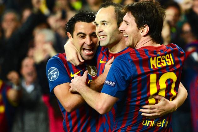 Barcelona Reportedly Lining Up Youthful Successors to Xavi and Iniesta