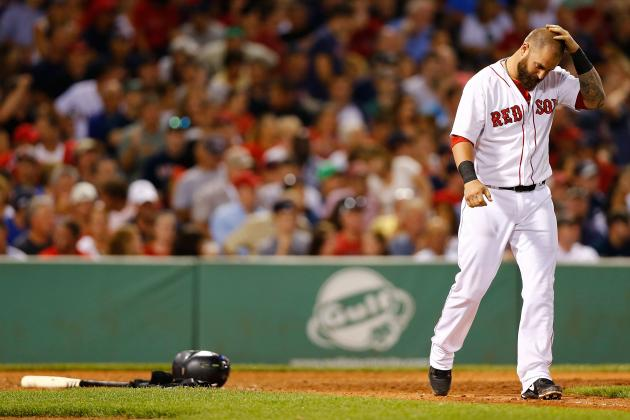 Why Boston Red Sox Fans Should Worry About Mike Napoli's Struggles