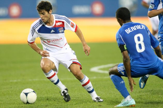Arsenal Transfer News: Gunners Should Take Chance on Yoann Gourcuff