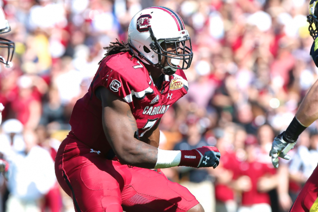 Jadeveon Clowney Claims He's Finally in Shape, and That's Bad News for SEC