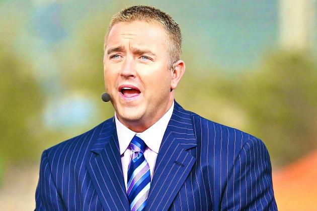Kirk Herbstreit Says Johnny Manziel Could Be 'Dumbest Player to Ever Play'