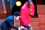 Kobe Gets Super-Competitive in Chopstick Game on Chinese TV