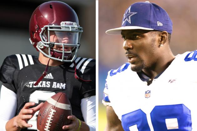 Does Dez Bryant Have a Point About Wanting Johnny Manziel Suspended?