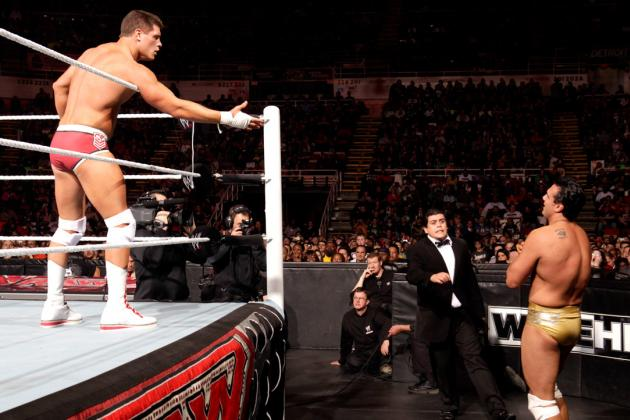 Full Preview for WWE Main Event Featuring Cody Rhodes and Alberto Del Rio