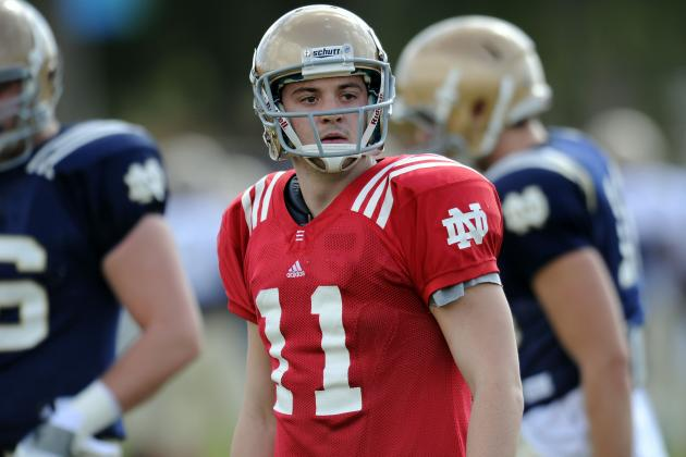 Breaking Down Notre Dame's Offense with Tommy Rees at Quarterback