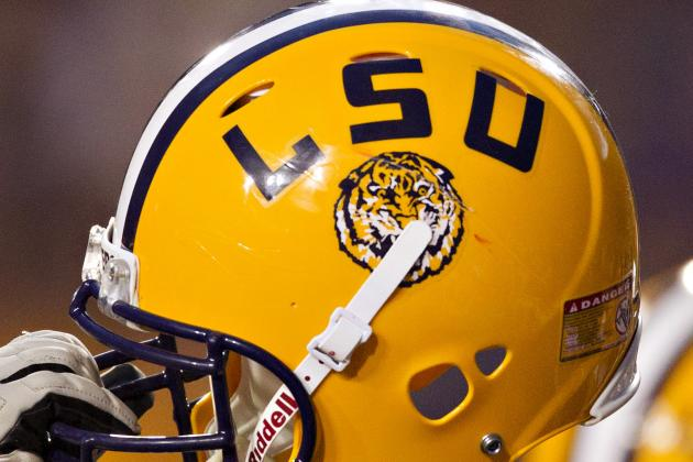 LSU Freshman Center Pocic Vying for Starting Job