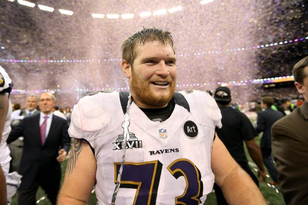 Marshal Yanda, Kelechi Osemele Aim for NFL's Best Guard Duo