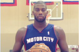 Pistons Unveil 'Motor City' Alternate Jerseys